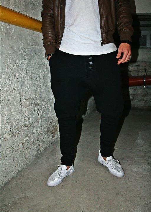 Button spodnie 3 guziki
